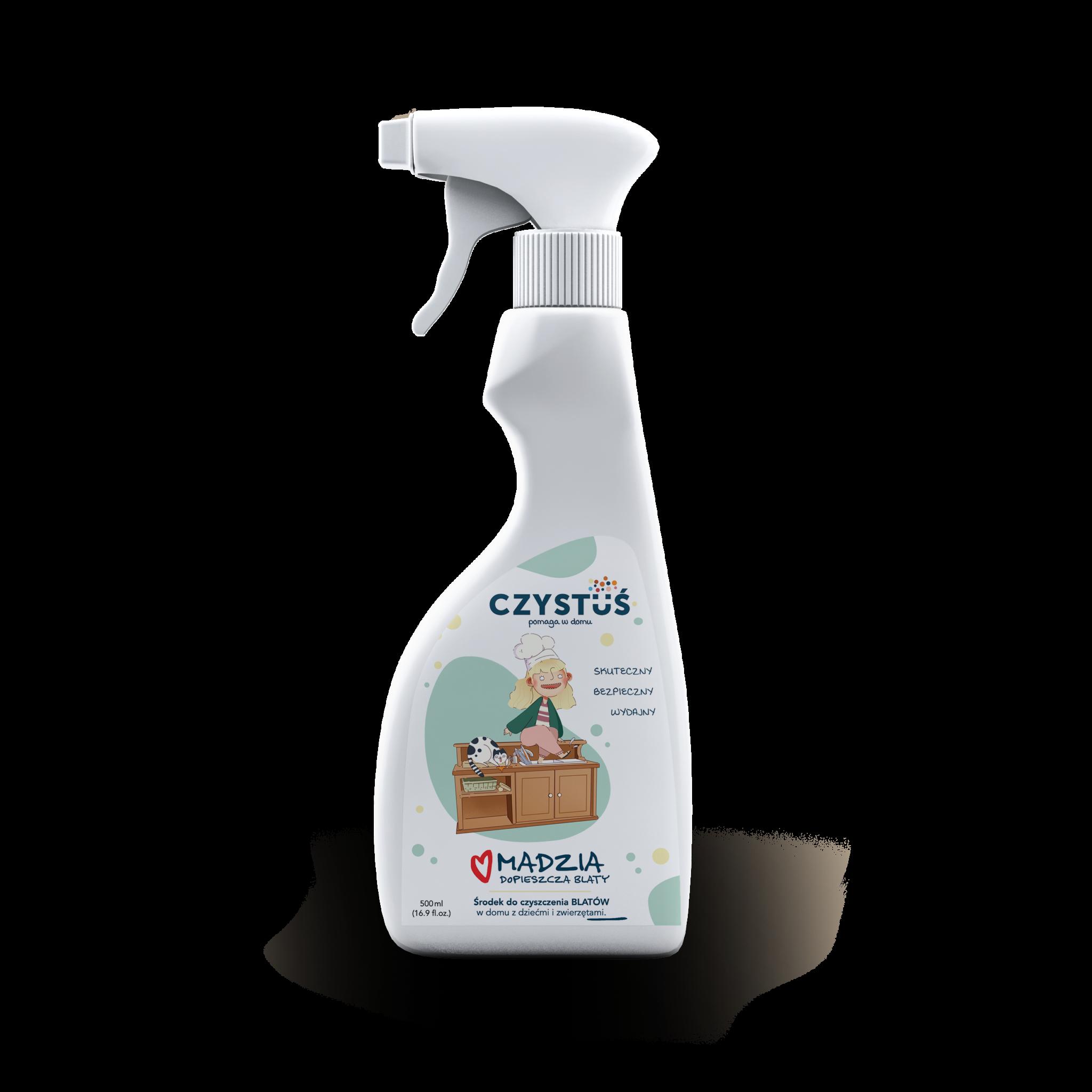 Środek do czyszczenia blatów Madzia - butelka